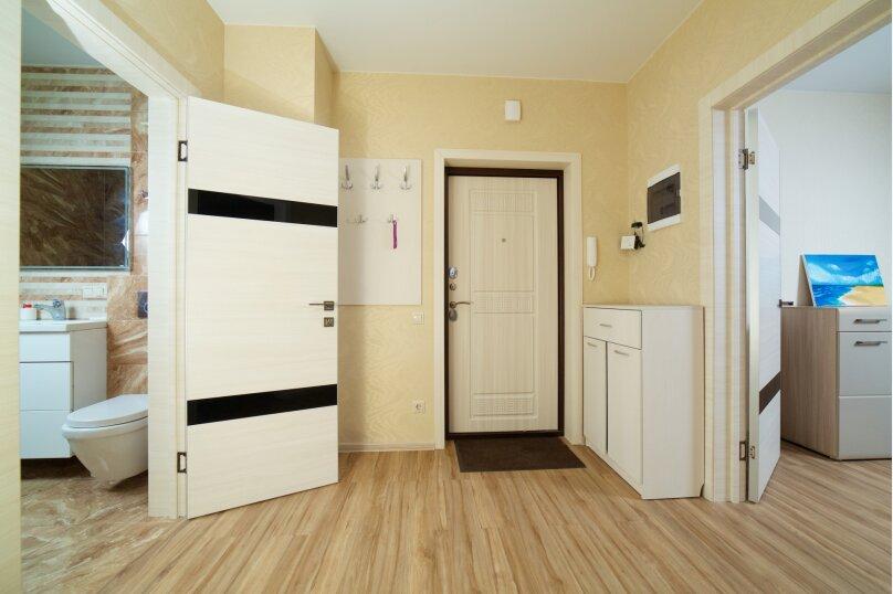 2-комн. квартира, 56 кв.м. на 4 человека, улица Будённого, 129, Краснодар - Фотография 10