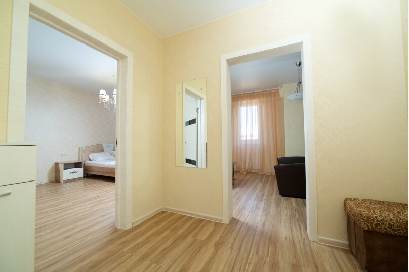 2-комн. квартира, 56 кв.м. на 4 человека, улица Будённого, 129, Краснодар - Фотография 11