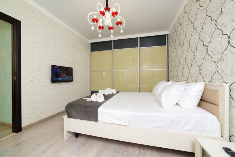 2-комн. квартира, 55 кв.м. на 5 человек, улица Будённого, 129, Краснодар - Фотография 8