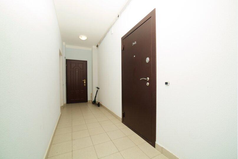 2-комн. квартира, 55 кв.м. на 6 человек, улица Будённого, 129, Краснодар - Фотография 3