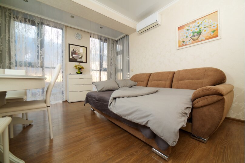 2-комн. квартира, 55 кв.м. на 6 человек, улица Будённого, 129, Краснодар - Фотография 5