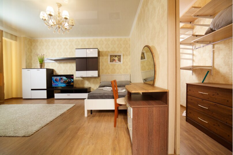 2-комн. квартира, 55 кв.м. на 6 человек, улица Будённого, 129, Краснодар - Фотография 6