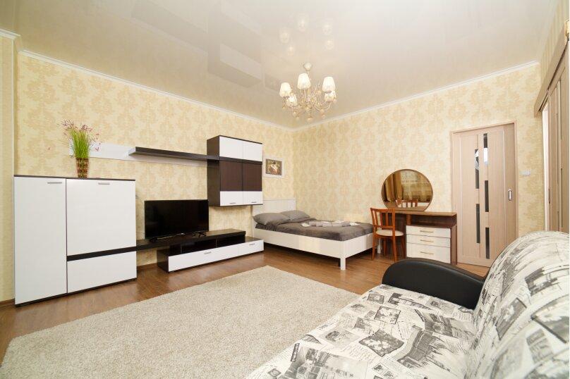 2-комн. квартира, 55 кв.м. на 6 человек, улица Будённого, 129, Краснодар - Фотография 8