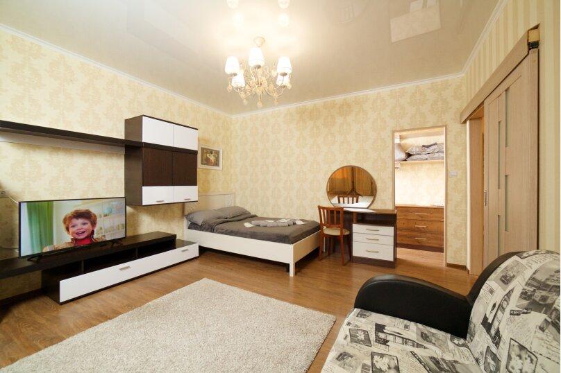 2-комн. квартира, 55 кв.м. на 6 человек, улица Будённого, 129, Краснодар - Фотография 9
