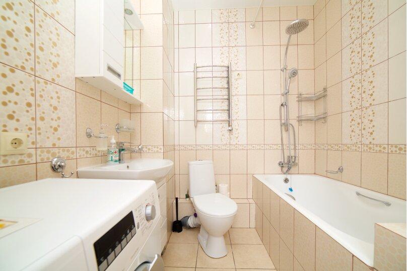 2-комн. квартира, 55 кв.м. на 6 человек, улица Будённого, 129, Краснодар - Фотография 12