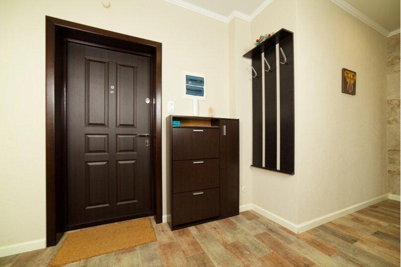 2-комн. квартира, 55 кв.м. на 4 человека, улица Будённого, 129, Краснодар - Фотография 13