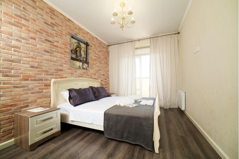 2-комн. квартира, 55 кв.м. на 4 человека, улица Будённого, 129, Краснодар - Фотография 15