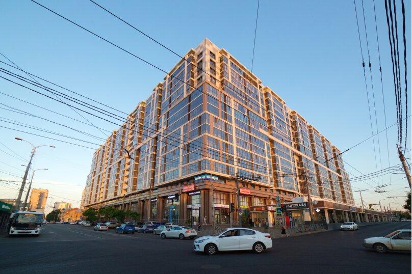 2-комн. квартира, 55 кв.м. на 4 человека, улица Будённого, 129, Краснодар - Фотография 21
