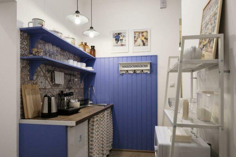 2-комн. квартира, 45 кв.м. на 6 человек, Невский проспект, 74-76, Санкт-Петербург - Фотография 9