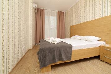 2-комн. квартира, 43 кв.м. на 6 человек, Красная улица, 176лит1, Краснодар - Фотография 1