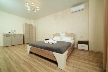 2-комн. квартира, 56 кв.м. на 4 человека, улица Будённого, 129, Краснодар - Фотография 1