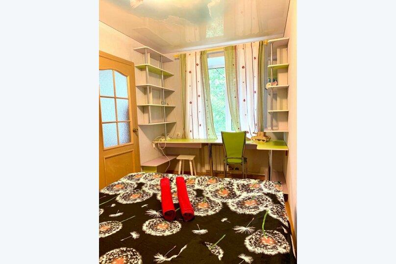 2-комн. квартира, 48 кв.м. на 3 человека, улица Нагишкина, 7, Хабаровск - Фотография 2