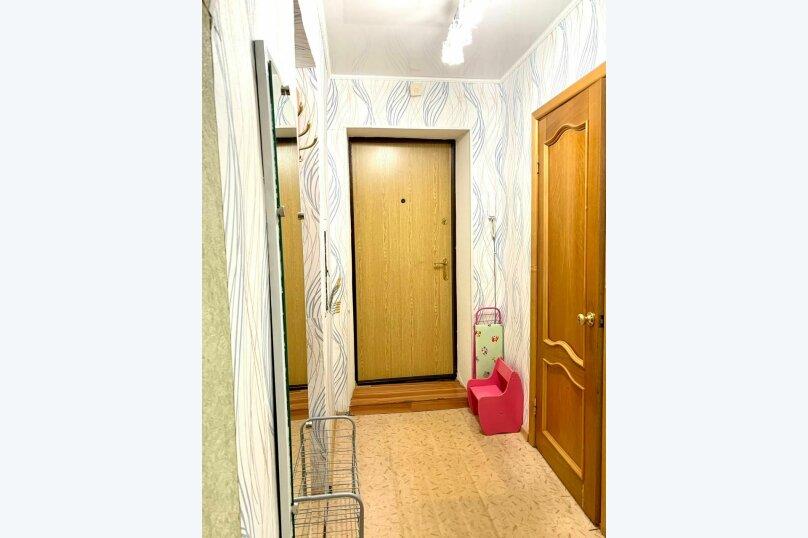 2-комн. квартира, 48 кв.м. на 3 человека, улица Нагишкина, 7, Хабаровск - Фотография 14