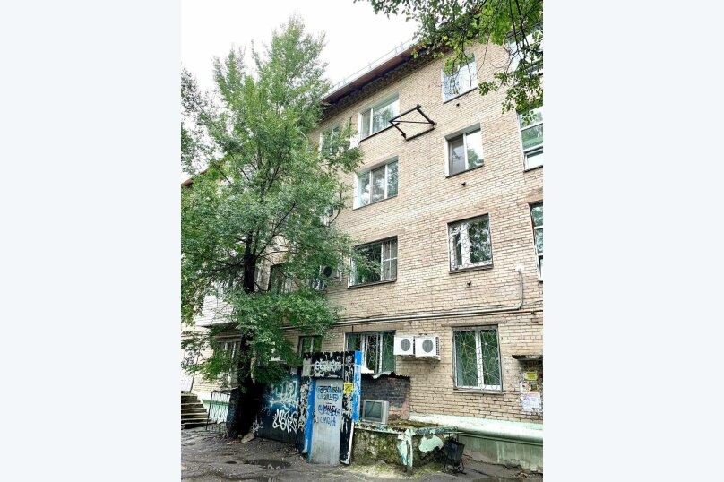 2-комн. квартира, 48 кв.м. на 3 человека, улица Нагишкина, 7, Хабаровск - Фотография 16