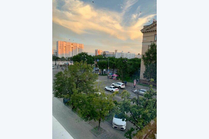 2-комн. квартира, 42 кв.м. на 3 человека, улица Карла Маркса, 37, Хабаровск - Фотография 16