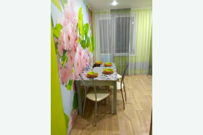 1-комн. квартира, 40 кв.м. на 4 человека, проспект Ямашева, 35, Казань - Фотография 16