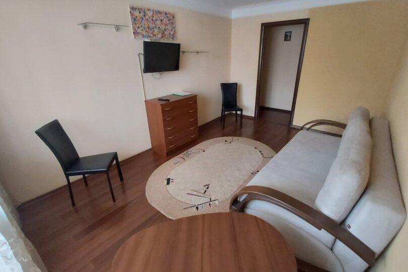 2-комн. квартира, 56 кв.м. на 4 человека, Курортная улица, 21, Саки - Фотография 9