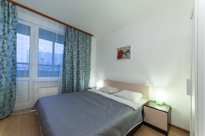 1-комн. квартира, 26 кв.м. на 4 человека, проспект Энергетиков, 11к5, Санкт-Петербург - Фотография 4