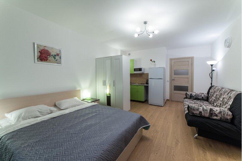 1-комн. квартира, 26 кв.м. на 4 человека, проспект Энергетиков, 11к5, Санкт-Петербург - Фотография 1