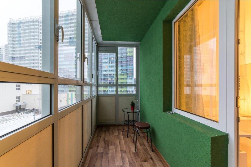1-комн. квартира, 26 кв.м. на 4 человека, проспект Энергетиков, 11к5, Санкт-Петербург - Фотография 9
