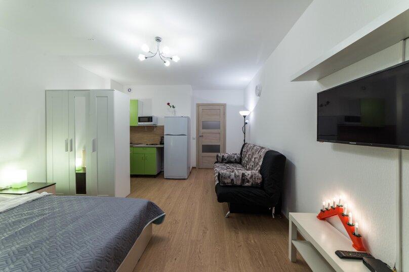 1-комн. квартира, 26 кв.м. на 4 человека, проспект Энергетиков, 11к5, Санкт-Петербург - Фотография 16