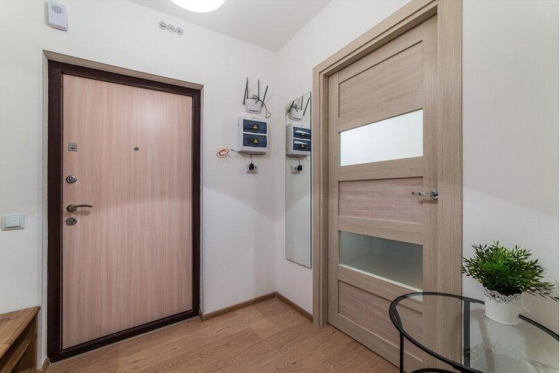 1-комн. квартира, 26 кв.м. на 4 человека, проспект Энергетиков, 11к5, Санкт-Петербург - Фотография 17