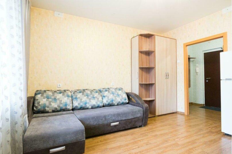 1-комн. квартира, 25 кв.м. на 2 человека, улица Академика Киренского, 45, Красноярск - Фотография 2