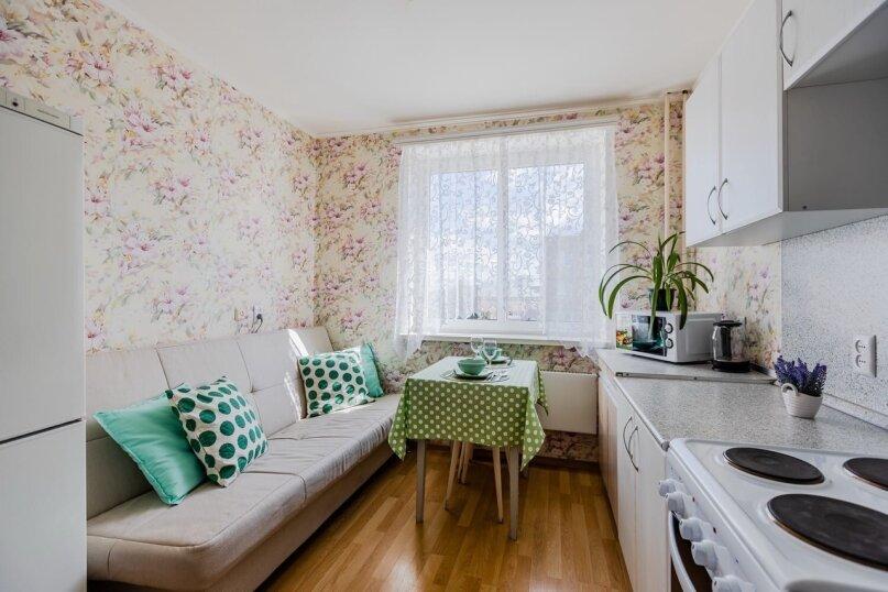 1-комн. квартира, 37 кв.м. на 4 человека, Красносельское шоссе, 14к1, Пушкин - Фотография 2