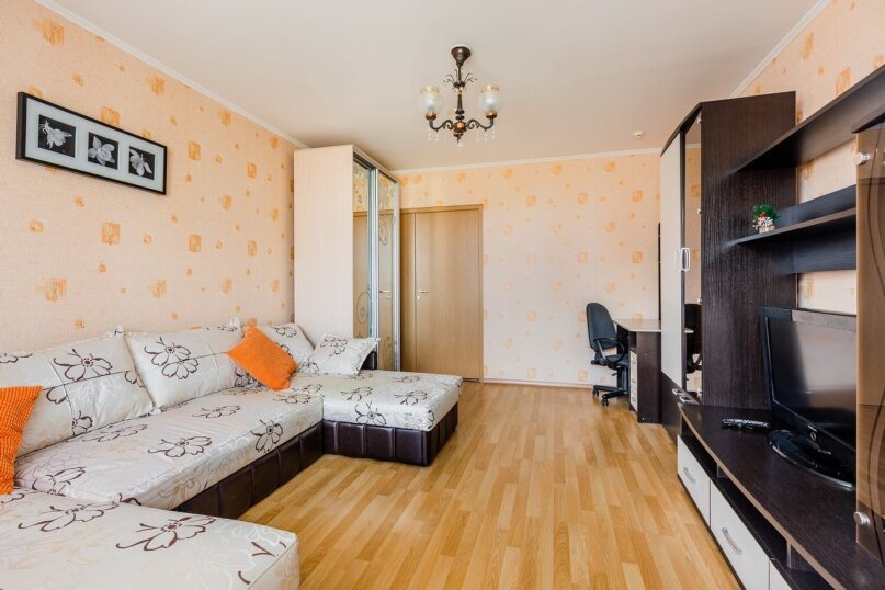 1-комн. квартира, 37 кв.м. на 4 человека, Красносельское шоссе, 14к1, Пушкин - Фотография 9