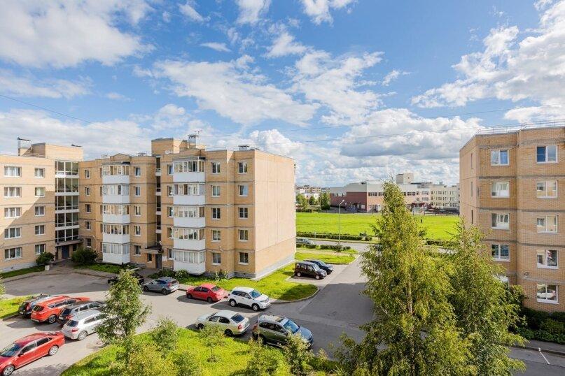 1-комн. квартира, 37 кв.м. на 4 человека, Красносельское шоссе, 14к1, Пушкин - Фотография 18