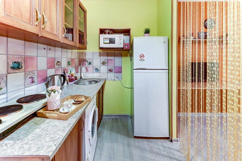1-комн. квартира, 30 кв.м. на 2 человека, проспект Авиаконструкторов, 49, Санкт-Петербург - Фотография 3