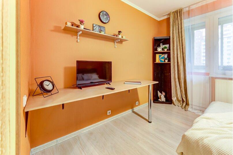 1-комн. квартира, 30 кв.м. на 2 человека, проспект Авиаконструкторов, 49, Санкт-Петербург - Фотография 10
