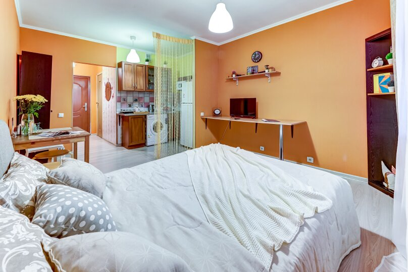 1-комн. квартира, 30 кв.м. на 2 человека, проспект Авиаконструкторов, 49, Санкт-Петербург - Фотография 12