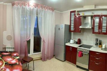 2-комн. квартира, 52 кв.м. на 3 человека, Комсомольская улица, 41, Хабаровск - Фотография 1