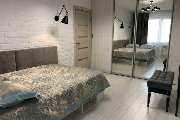 1-комн. квартира, 36 кв.м. на 4 человека, улица Карамзина, 12, Красноярск - Фотография 1