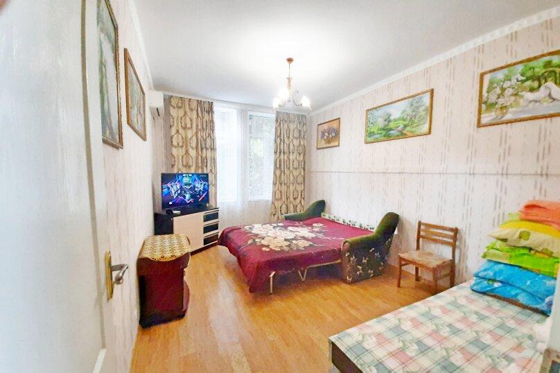 1-комн. квартира, 25 кв.м. на 4 человека, улица Ленина, 1, Алушта - Фотография 7