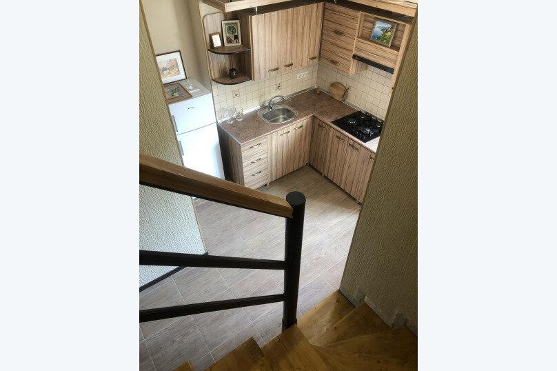 Дом, 88 кв.м. на 4 человека, 2 спальни, Виноградная улица, 9Б, Алушта - Фотография 14