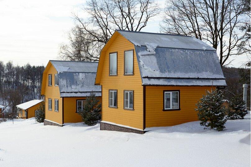 Шестиместный дом №2, деревня Лукино, Подворье Лукино, Тула - Фотография 1