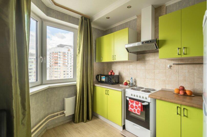 1-комн. квартира, 38 кв.м. на 4 человека, проспект Героев, 3, Железнодорожный - Фотография 9