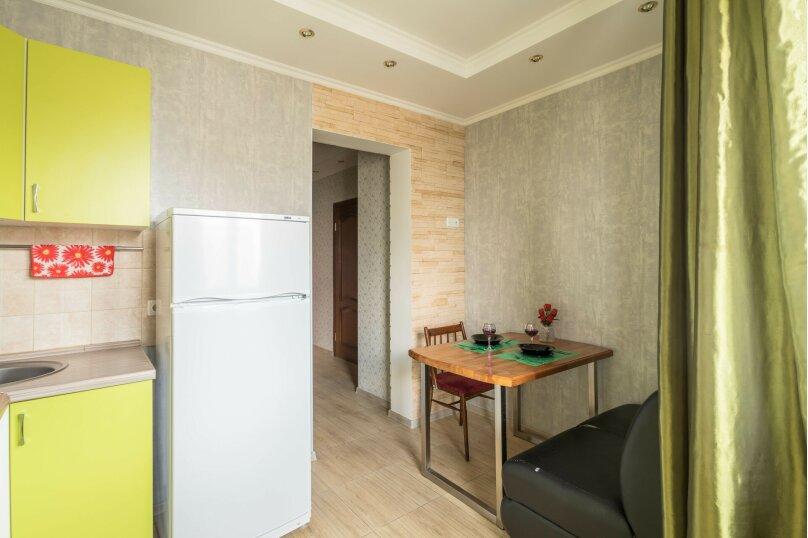 1-комн. квартира, 38 кв.м. на 4 человека, проспект Героев, 3, Железнодорожный - Фотография 10