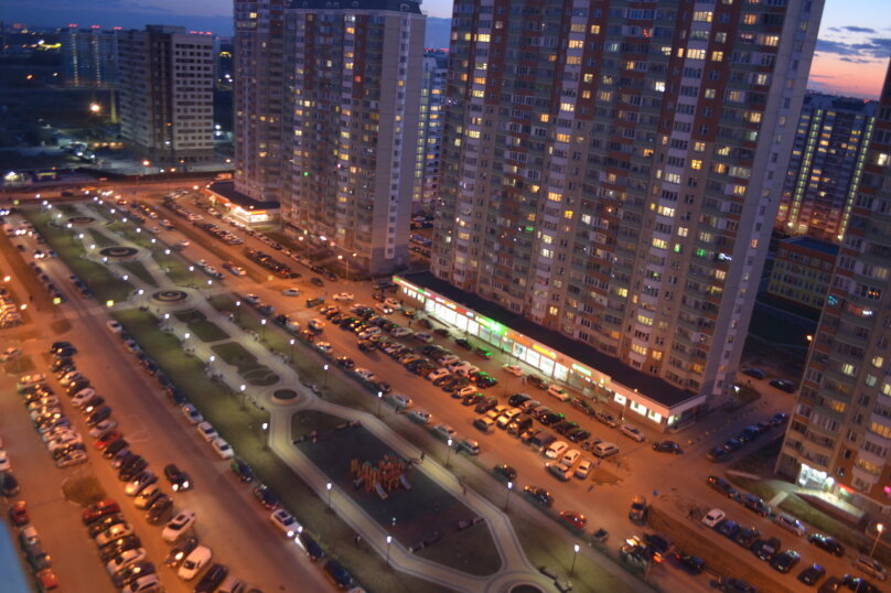 1-комн. квартира, 38 кв.м. на 4 человека, проспект Героев, 3, Железнодорожный - Фотография 12