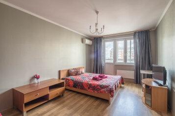 1-комн. квартира, 38 кв.м. на 4 человека, проспект Героев, 3, Железнодорожный - Фотография 1