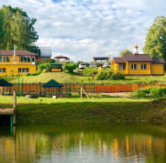 Ферма Лукино, деревня Лукино, Подворье Лукино на 10 номеров - Фотография 1