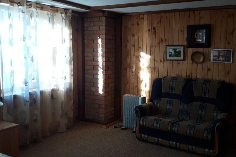 Дом, 100 кв.м. на 8 человек, 3 спальни, Пионерская, 30, Манжерок - Фотография 23