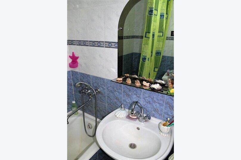 3-комн. квартира, 80 кв.м. на 7 человек, улица Крестинского, 37к2, Екатеринбург - Фотография 7