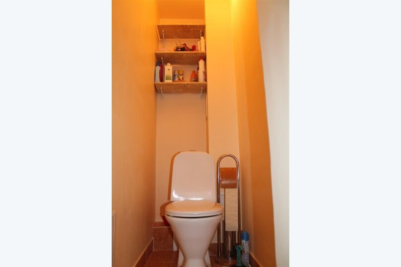 3-комн. квартира, 80 кв.м. на 7 человек, улица Крестинского, 37к2, Екатеринбург - Фотография 10