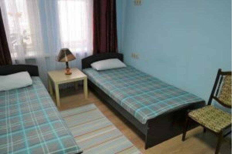 2-х местный номер с 2-мя раздельными кроватями стандарт, шоссе Энтузиастов, 26, Москва - Фотография 1