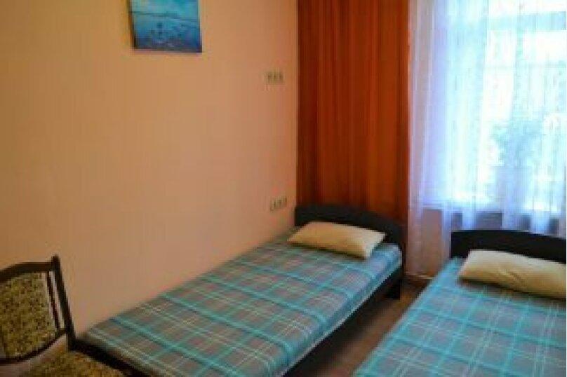 2-х местный номер с 2-мя раздельными кроватями эконом, шоссе Энтузиастов, 26, Москва - Фотография 1