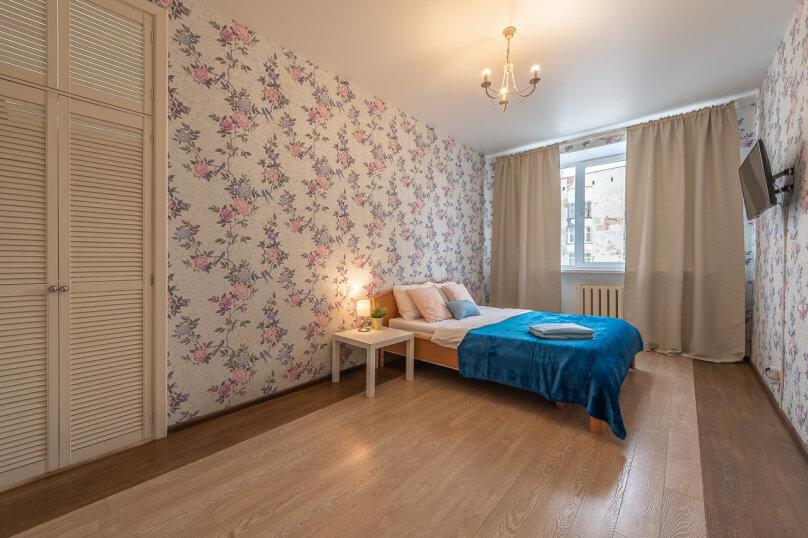 2-комн. квартира, 60 кв.м. на 4 человека, проспект Ленина, 53, Екатеринбург - Фотография 9