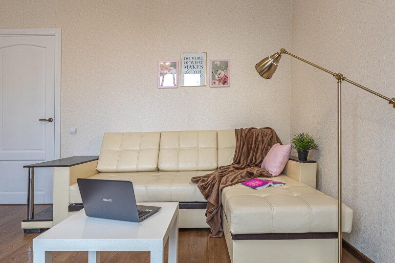 2-комн. квартира, 60 кв.м. на 4 человека, проспект Ленина, 53, Екатеринбург - Фотография 13